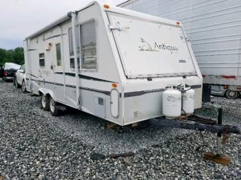 Salvage Starcraft Camper