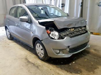 Salvage Mitsubishi Mirage